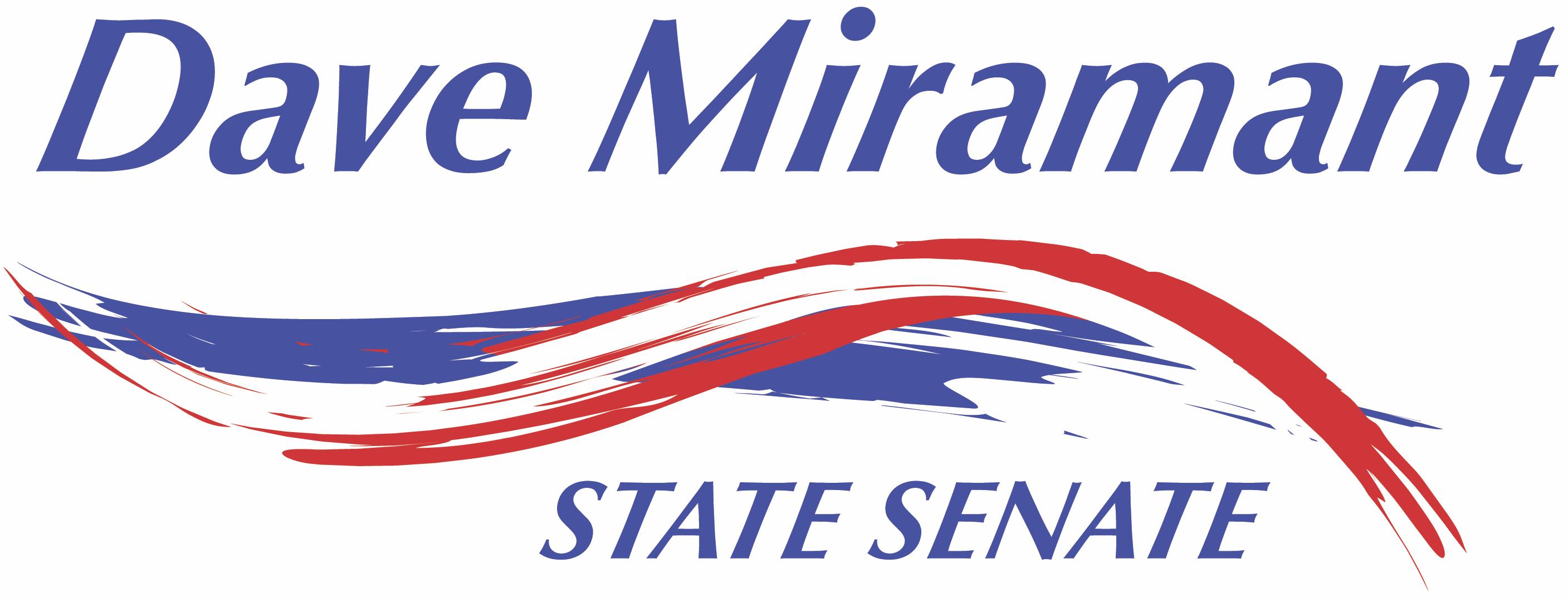 Senator Dave Miramant